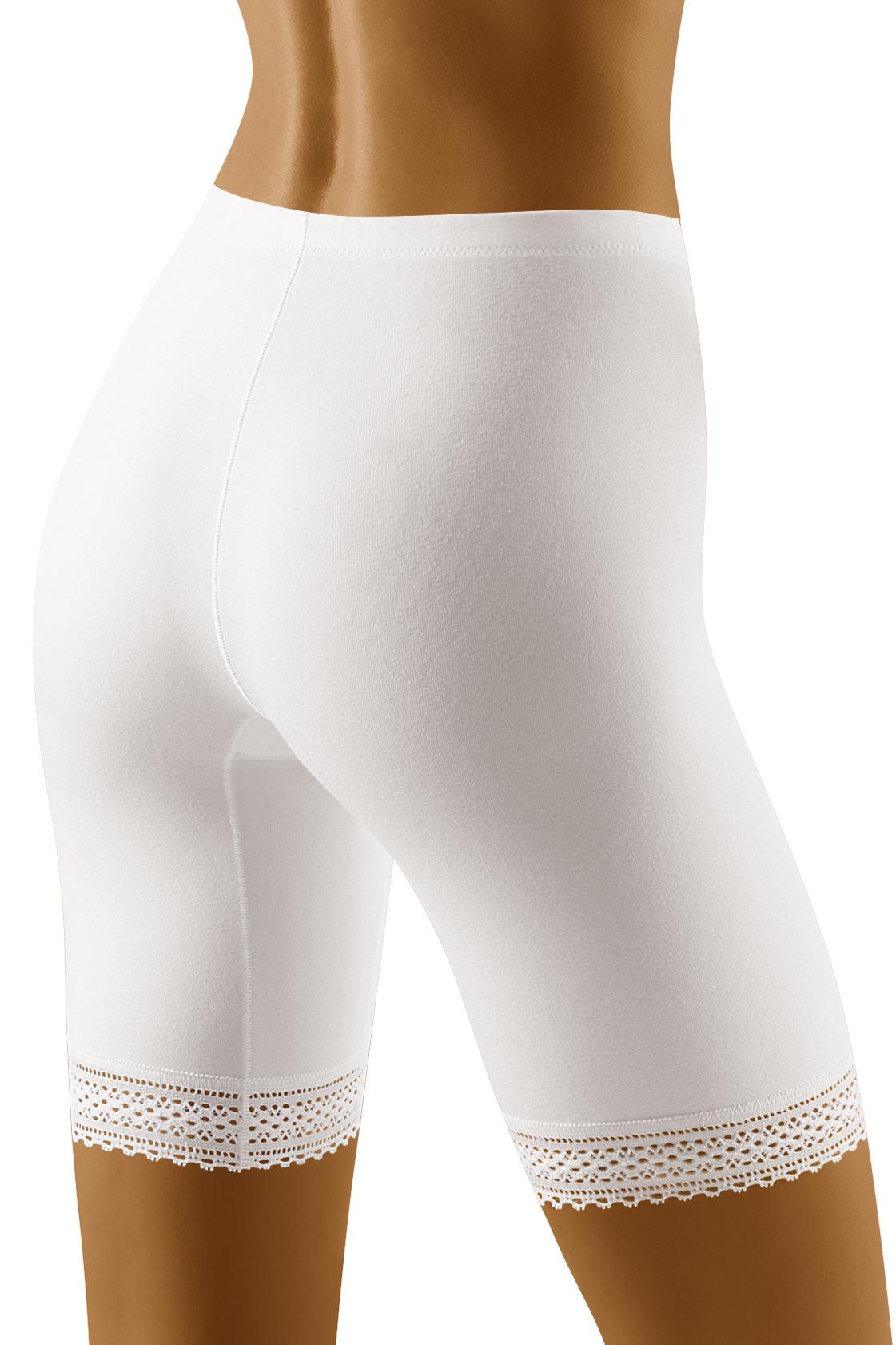 3fae9843551 Dámské nohavičkové kalhotky Rona bílé Dámské nohavičkové kalhotky Rona bílé