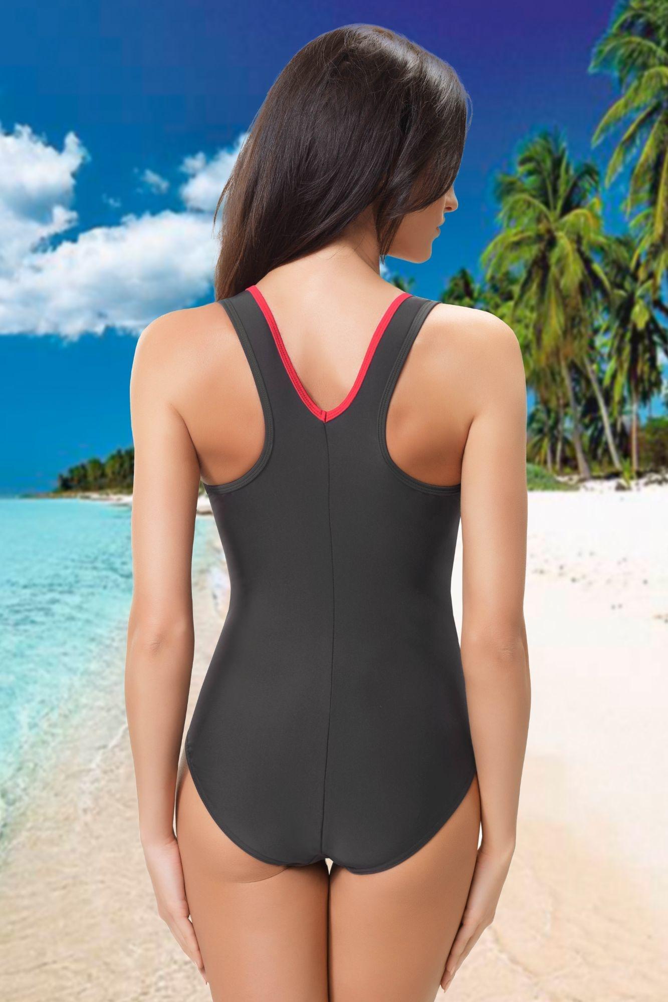 Jednodílné sportovní plavky Aqua I Jednodílné sportovní plavky Aqua I b2921d44b0