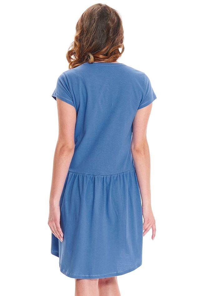 Kojící noční košile Bella modrá Kojící noční košile Bella modrá ... 1b63d16d8d