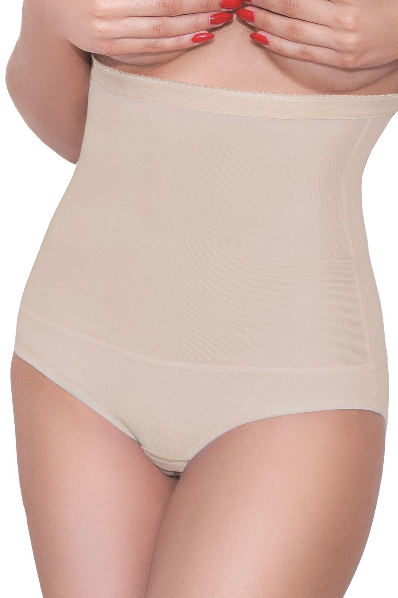 Rozepínací stahovací kalhotky Iga béžové - ELEGANT.cz 5e147a3b71