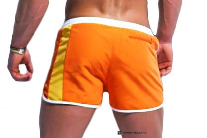 50a16d9df Alpha Male boxerkové plavky Curso oranžové Alpha Male boxerkové plavky  Curso oranžové ...