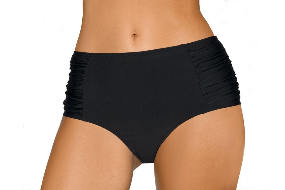 7ed9f82b38 Plavkové černé kalhotky vyšší jpg 1000x667 Plavky brazilky cerne vyssi pas