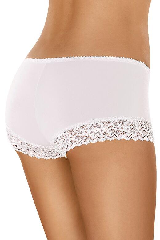 Bavlněné kalhotky 55 bílé