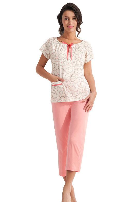Dámské pyžamo Kathrine s kapsičkou
