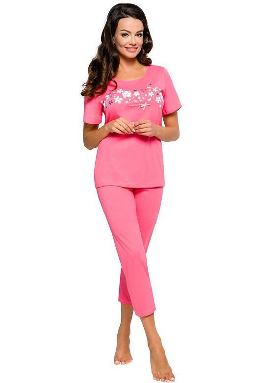 Dámské pyžamo Carlie růžové