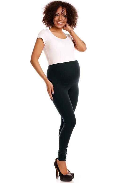 Těhotenské legíny Sheyla černé XXL