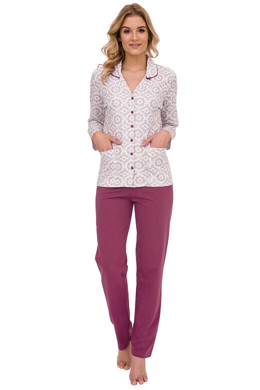 Luxusní dámské pyžamo Radana orient