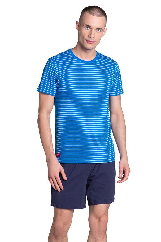 Pánské pyžamo Lane modré L