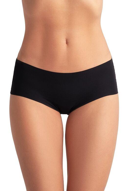 Bezešvé kalhotky Susana černé L