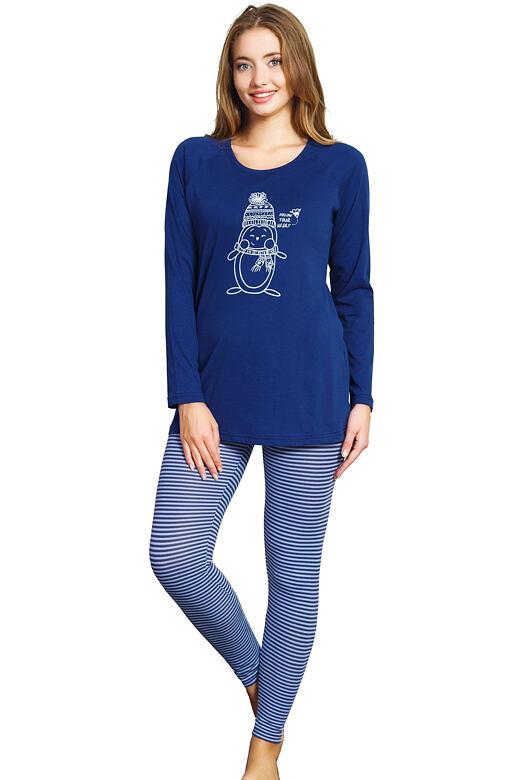 Dámské pyžamo Cheeky tučňák