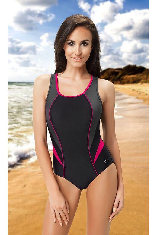 Jednodílné sportovní plavky Ivana I