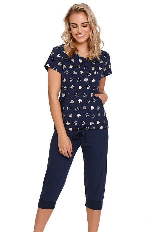 Bio pyžamo Penny tmavě modré