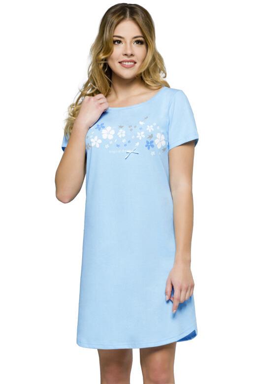 Dámská noční košile Misty modrá