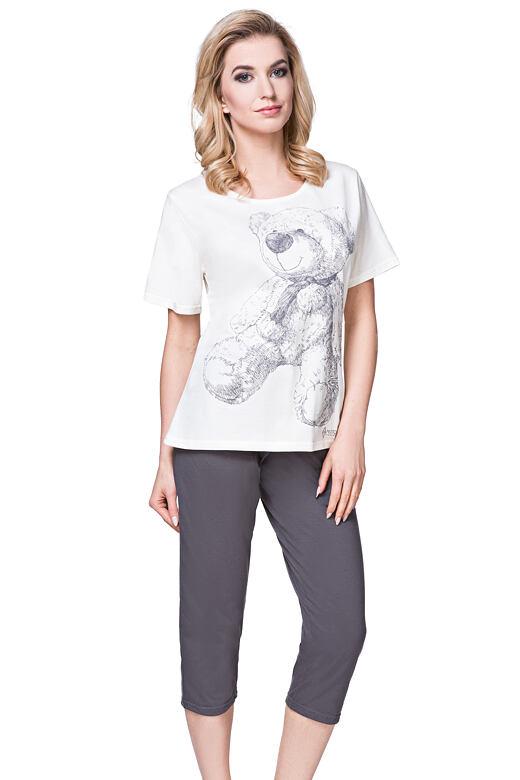 Dámské pyžamo Tessa s medvídkem