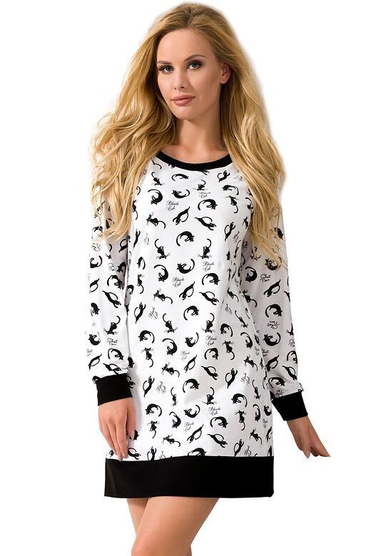 Luxusní noční košile kočičky Emily antibakteriální f663f1370e