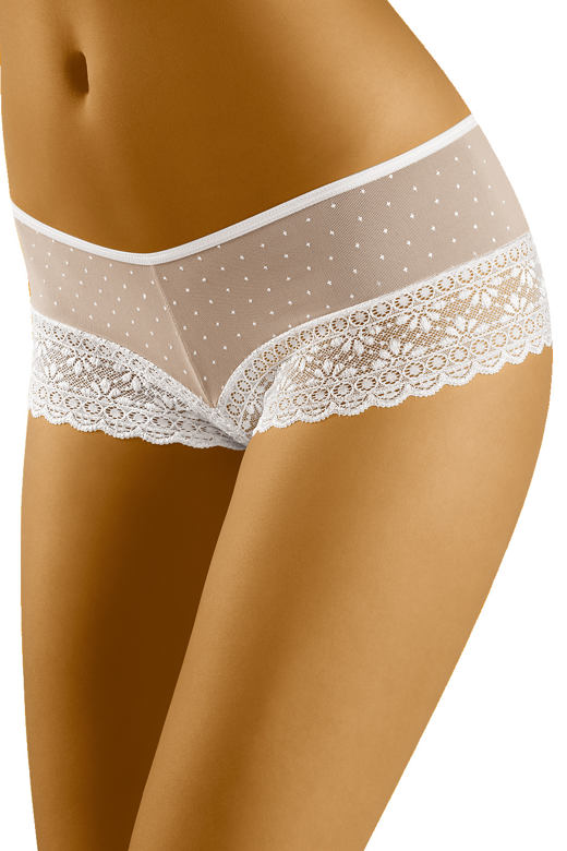 Dámské kalhotky Mila bílé