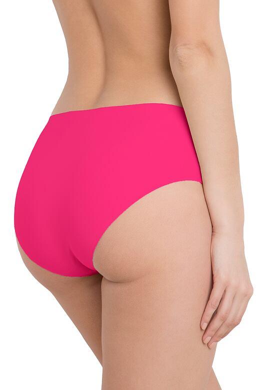 Dámské kalhotky Simple panty malinové