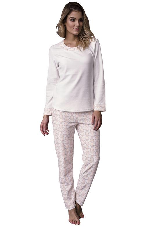 Luxusní dámské velurové pyžamo Euphoria
