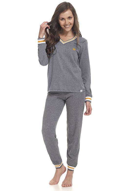Dámské pyžamo Ally s výšivkou