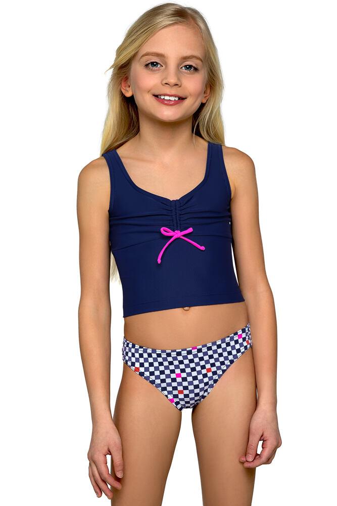 Dívčí lambadové plavky Zuzka velikost 116