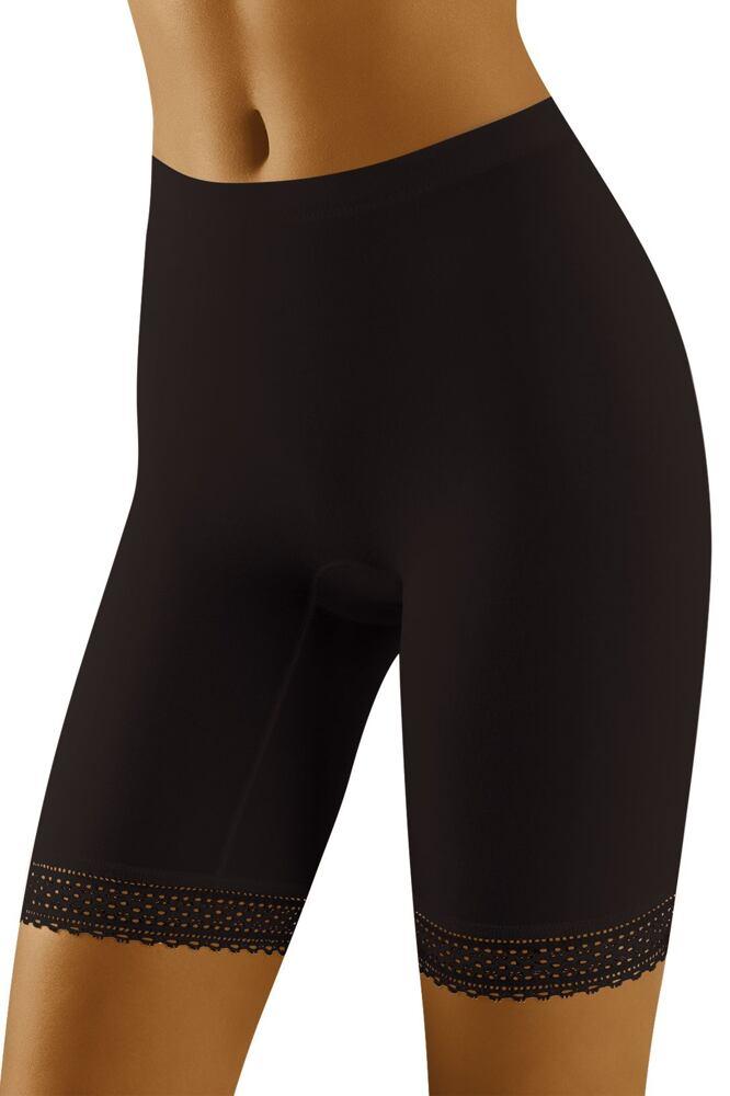 Dámské nohavičkové kalhotky Rona černé velikost M