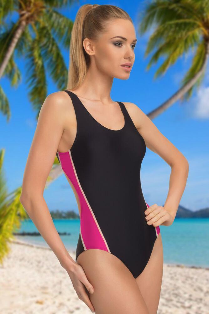 Jednodílné sportovní plavky Wenda I velikost S