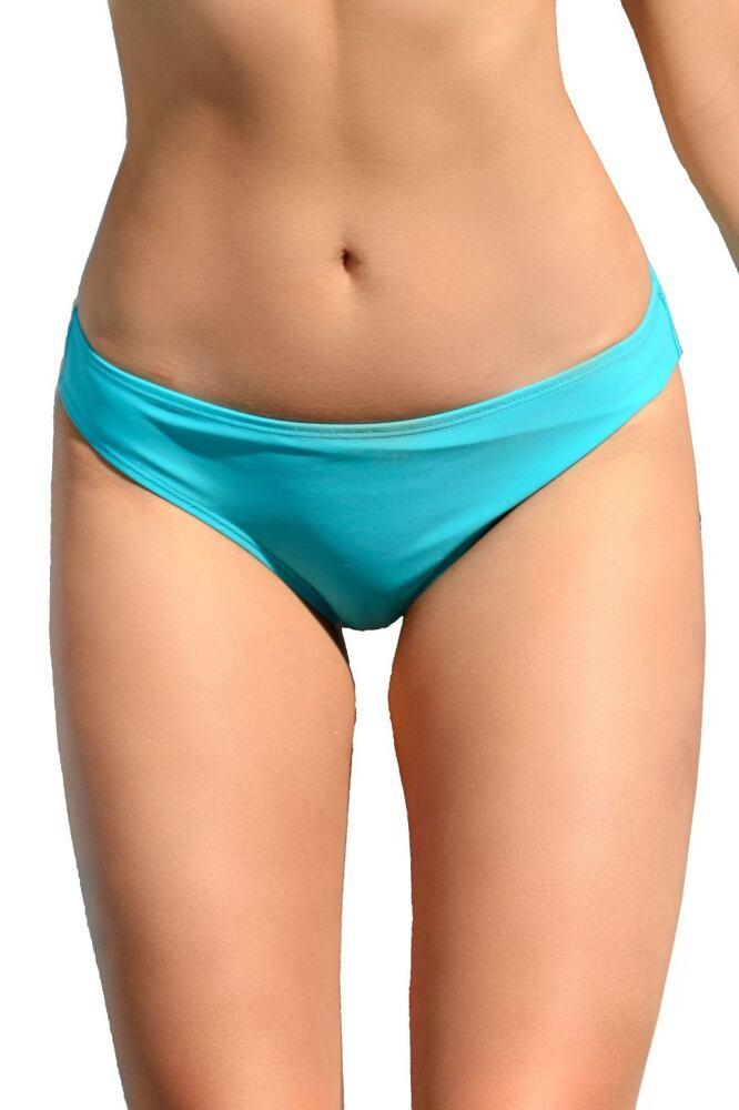 Plavkové kalhotky Mohito tyrkysové velikost S