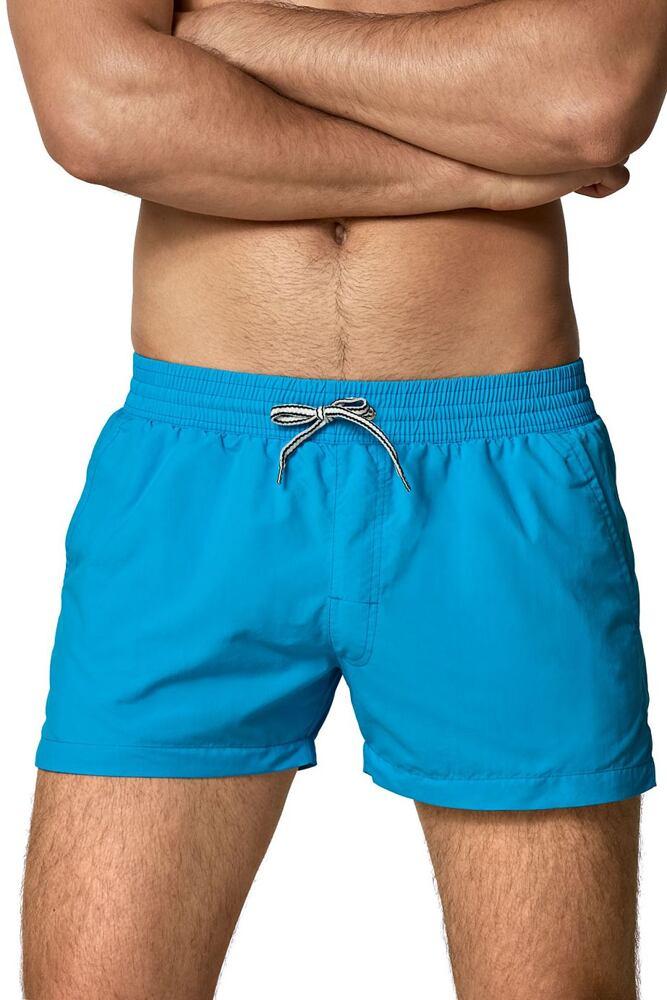 Koupací šortky Fabio tyrkysové velikost M