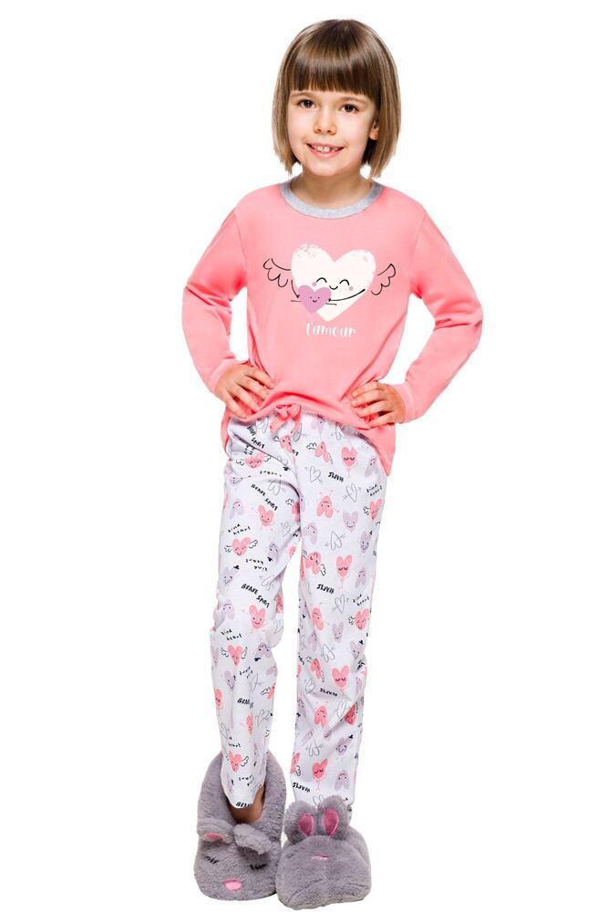 Dětské pyžamo Maja růžové velikost 98