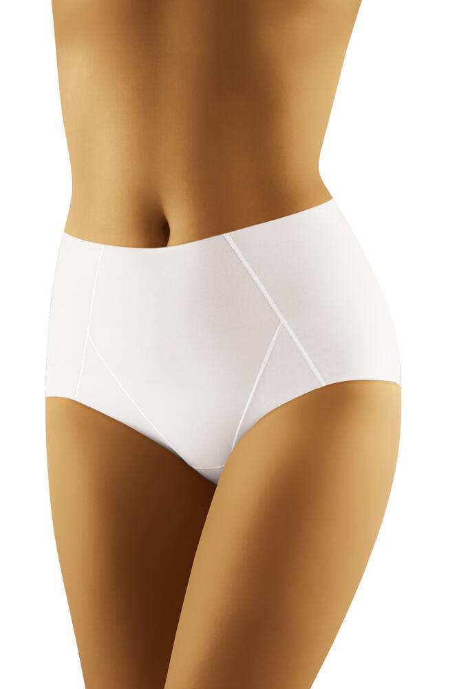 Zeštíhlující kalhotky Superia bílé velikost M
