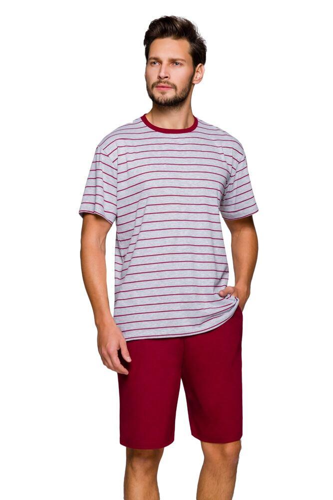 Pánské pyžamo Oto s kapsami velikost M