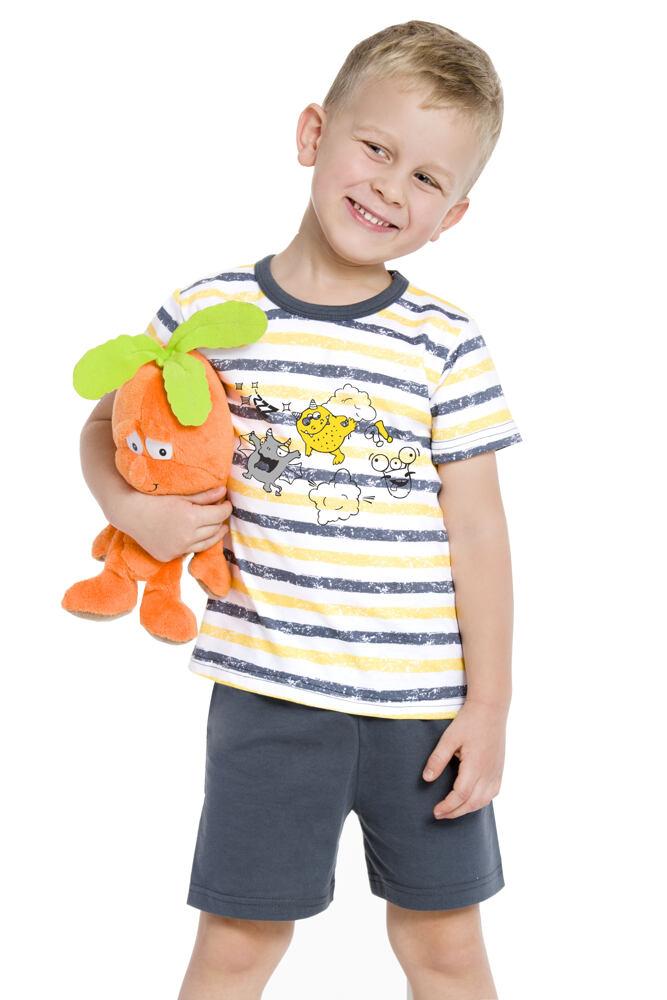 Chlapecké bavlněné pyžamo Max monsters velikost 116