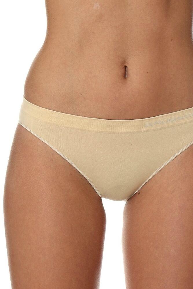 Dámské bokové kalhotky Bikini Comfort cotton béžové velikost XL abe4bcc582