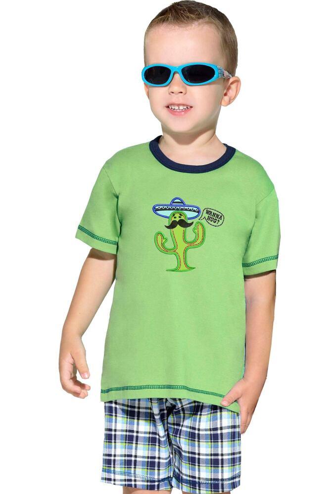 Dětské bavlněné pyžamo František velikost 122