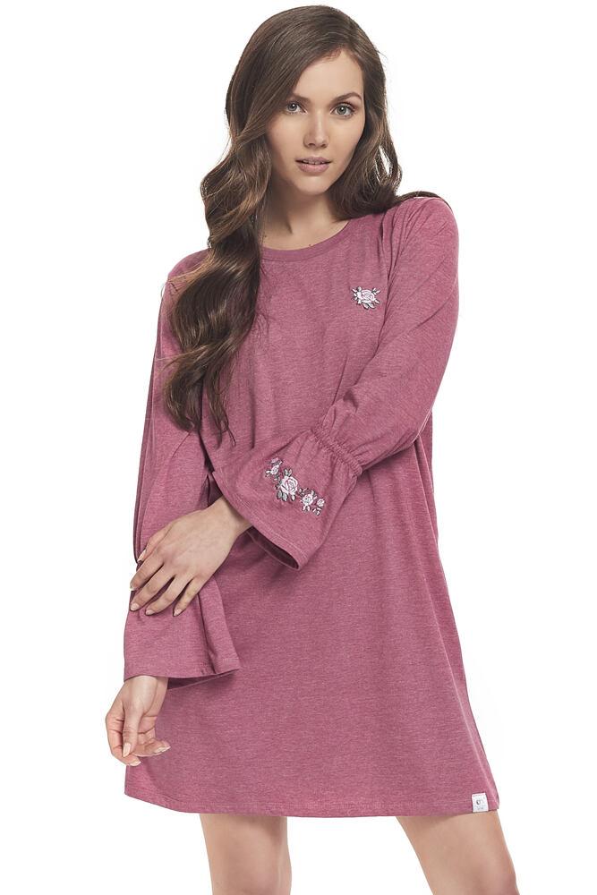 Noční košile Elle zvonové rukávy velikost S