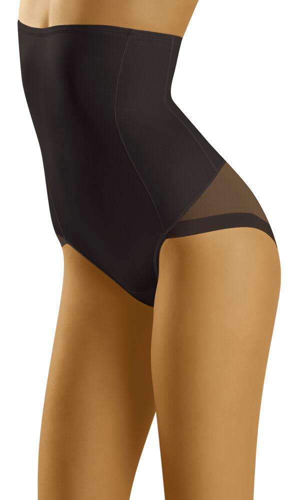 Zeštíhlující a modelující kalhotky Suprima černé velikost L