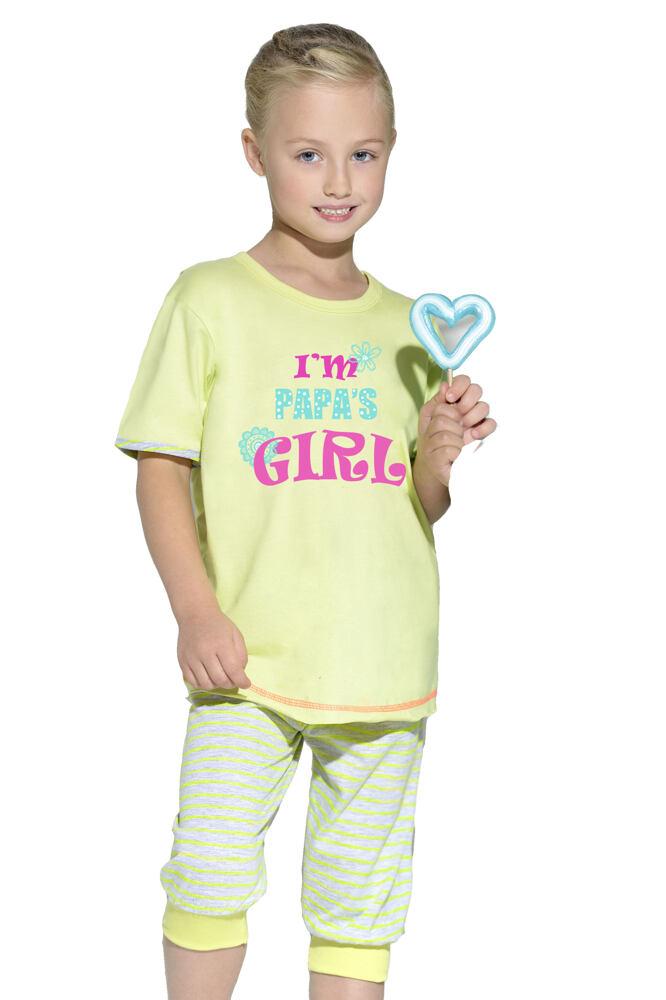 Dětské bavlněné pyžamo s nápisem Bianka velikost 104