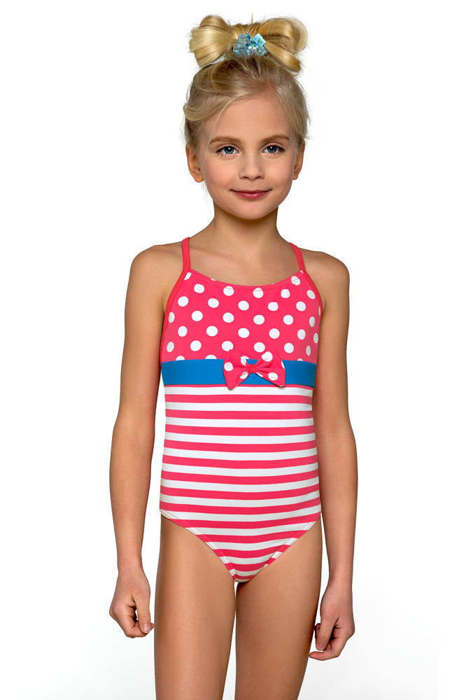 Plavky dívčí jednodílné Barborka velikost 134