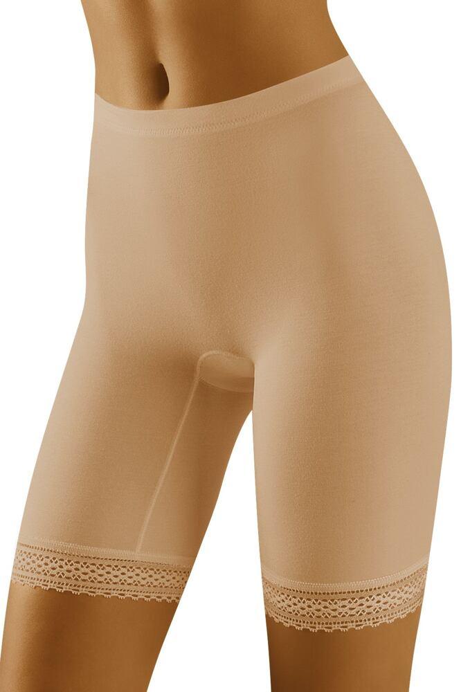 Dámské nohavičkové kalhotky Rona béžové velikost M