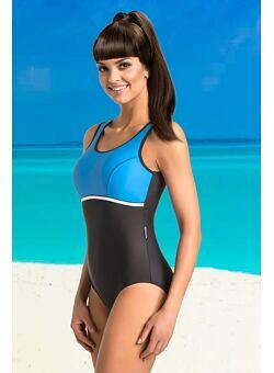 Doprava zdarma Jednodílné sportovní plavky Mariette černé 3e52198a1b